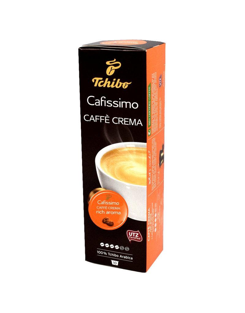 Tchibo Tchibo Cafissimo Caffe Crema Rich Aroma cups - Doos