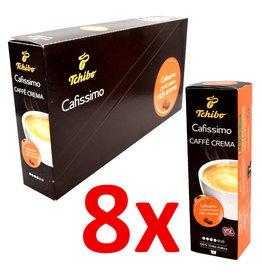 Tchibo Tchibo Cafissimo Caffe Crema Vollmundig Kapseln - Karton