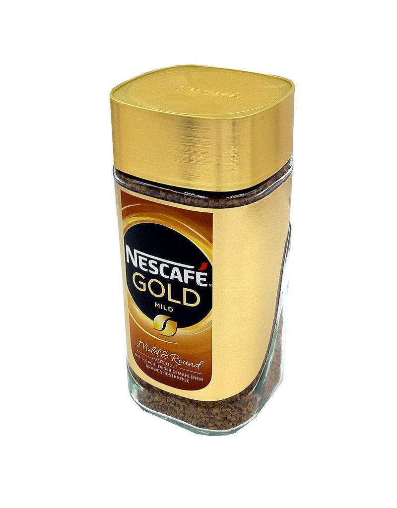 Nescafe Nescafé Gold Mild 200g - oploskoffie