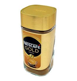 Nescafe Nescafé Gold Crema 200g - löslicher Kaffee