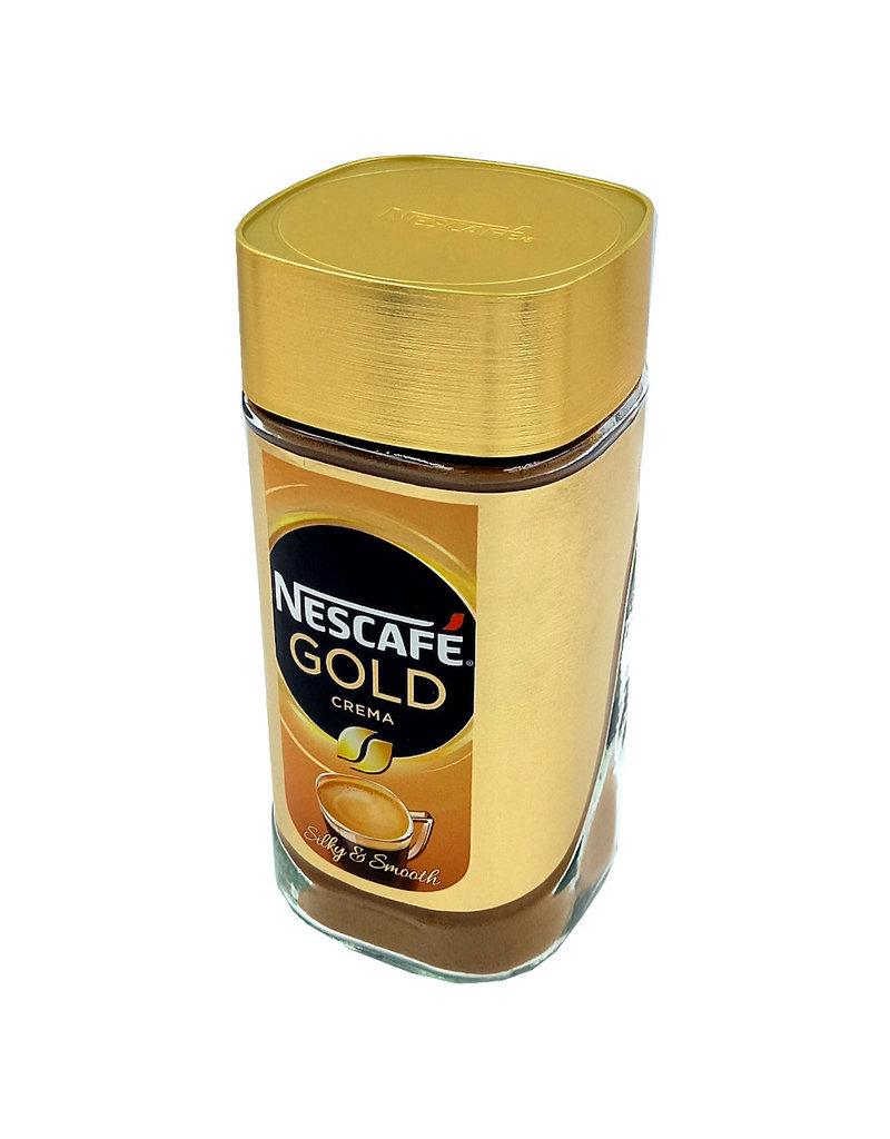 Nescafe Nescafé Gold Crema 200g - oploskoffie