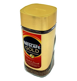 Nescafe Nescafe Gold Decaffeinated 200g - Instant Coffee
