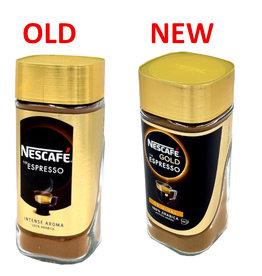 Nescafe Nescafe Espresso Intense Aroma löslicher Kaffee 100% Arabica