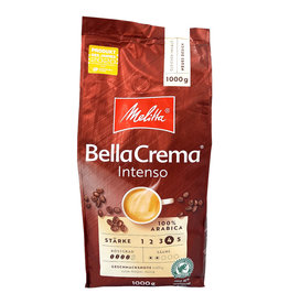 Melitta Melitta Bella Crema Intenso ganze Bohne 1 kilo