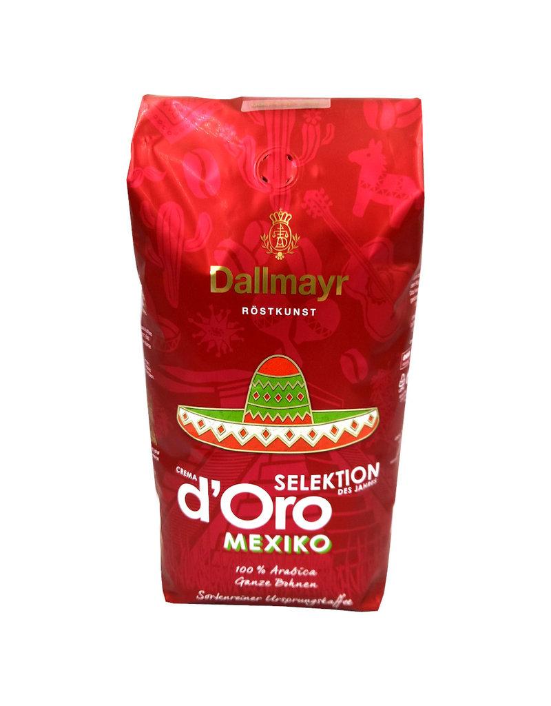 Dallmayr Dallmayr Crema d'Oro Selektion des jahres Mexico 1 kilo