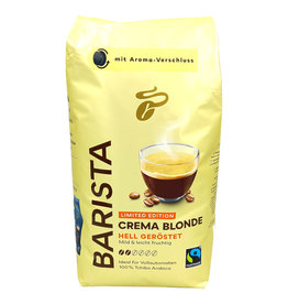 Tchibo Tchibo Barista Crema Blonde limited edition 1 Kilo
