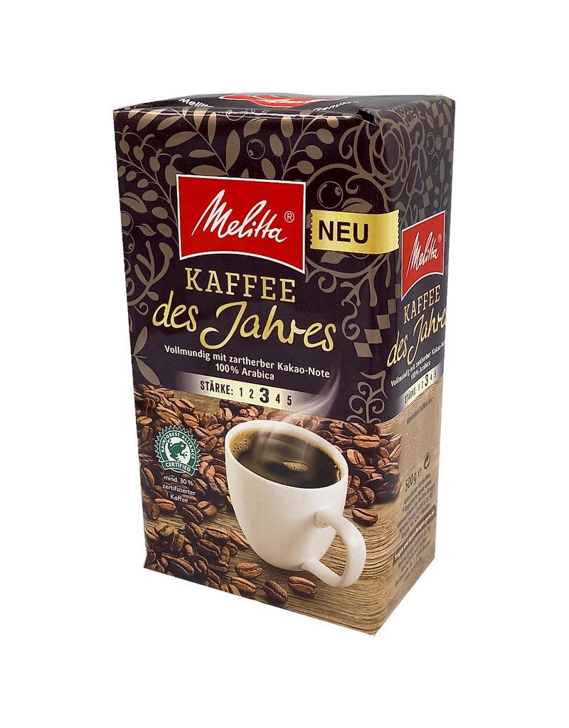 Melitta Melitta Kaffee des Jahres 2020 Gemahlen