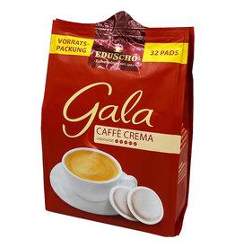 Eduscho Eduscho Gala Caffe Crema 32 Coffee Pods