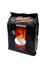 J.J. Darboven Kaffee Alberto Espresso 36 Kaffeepads