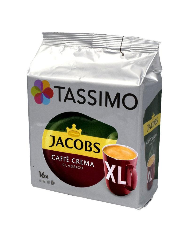 Jacobs Jacobs Tassimo Caffe Crema Classico XL
