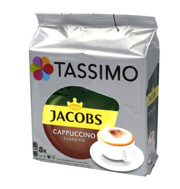 Jacobs Jacobs Tassimo Cappuccino Classico