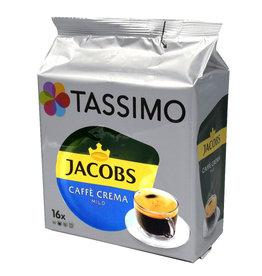 Jacobs Jacobs Tassimo Caffe Crema Mild