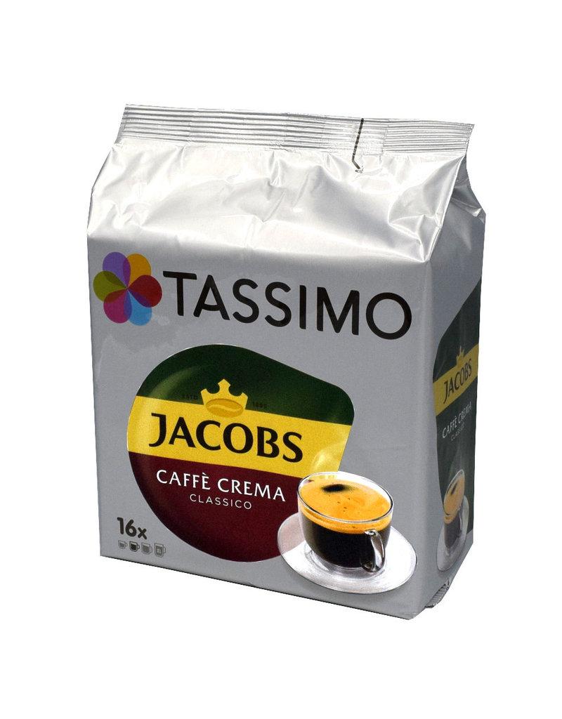 Jacobs Jacobs Tassimo Caffe Crema Classico