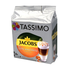 Jacobs Jacobs Tassimo Latte Caramel Macchiato