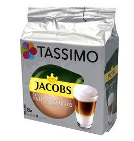 Jacobs Jacobs Tassimo Latte Macchiato classico