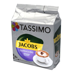 Jacobs Jacobs Tassimo Cappuccino Choco