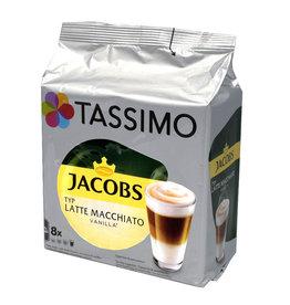 Jacobs Jacobs Tassimo Latte Macchiato Vanilla