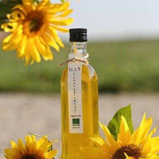 Sonnenblumenöl Bioland kaltgepresst 0,5l