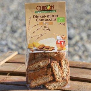 Dinkel-Butter Cantuccini Schoko mit Honig 150g