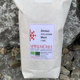 Spießmühle Dietershofen Bio Dinkel Vollkornmehl