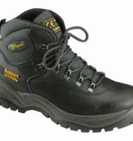 Grisport Safety Werk schoenen hoog 773 bruin en zwart