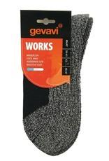 Gevavi Works sok blauw