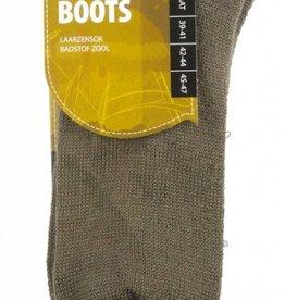 Gevavi Boots sok voor gebruik in laarzen groen