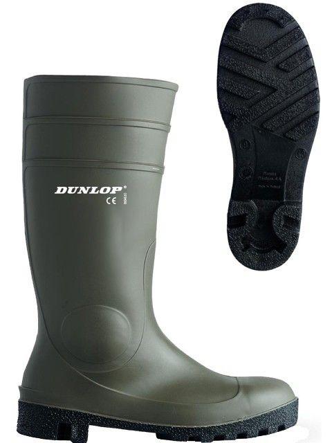 Dunlop Laars - 142VP Protomaster S5 groen