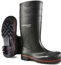 Dunlop Knielaars - A442031 Acifort S5 zwart