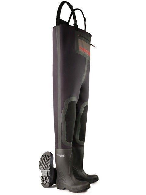 Dunlop Waadbroek - C462043.CW Purofort S5 zwart