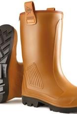 Dunlop Rigair gevoerde laars - C462743FL S5 bruin
