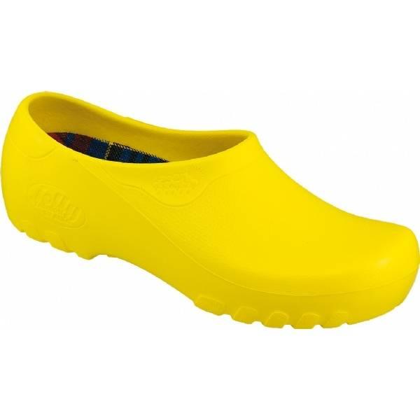 Jolly Tuinklompen geel