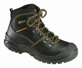 Grisport Safety Werk schoenen hoog 706l zwart
