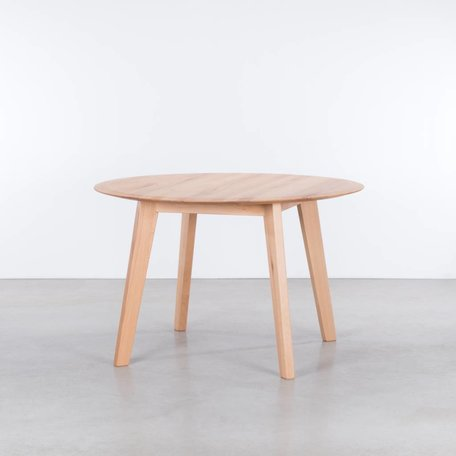 Samt Round Table Beech