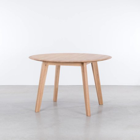 Samt round table Oak