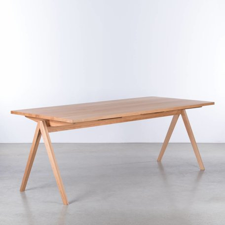 TD4 Wood Table Beech
