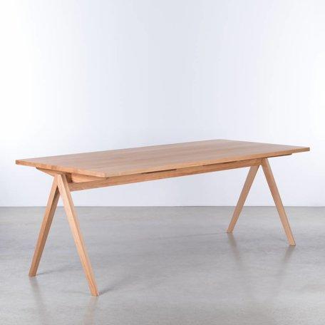 TD4 Wooden Table Beech