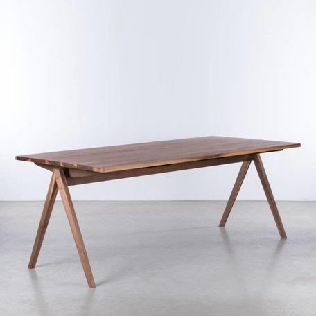 TD4 Wooden Table Walnut