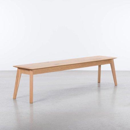 Samt Dining Table Bench Oak