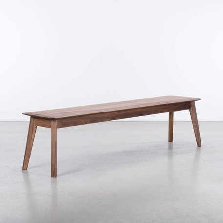Samt Dining Table Bench Walnut