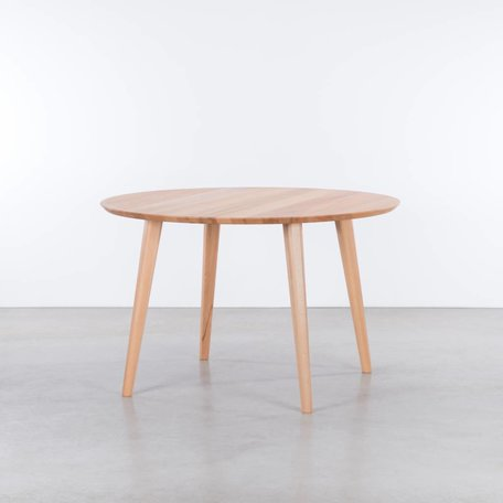 Tomrer round table Beech