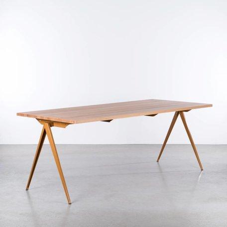 TD4 Table Ocher / Beech