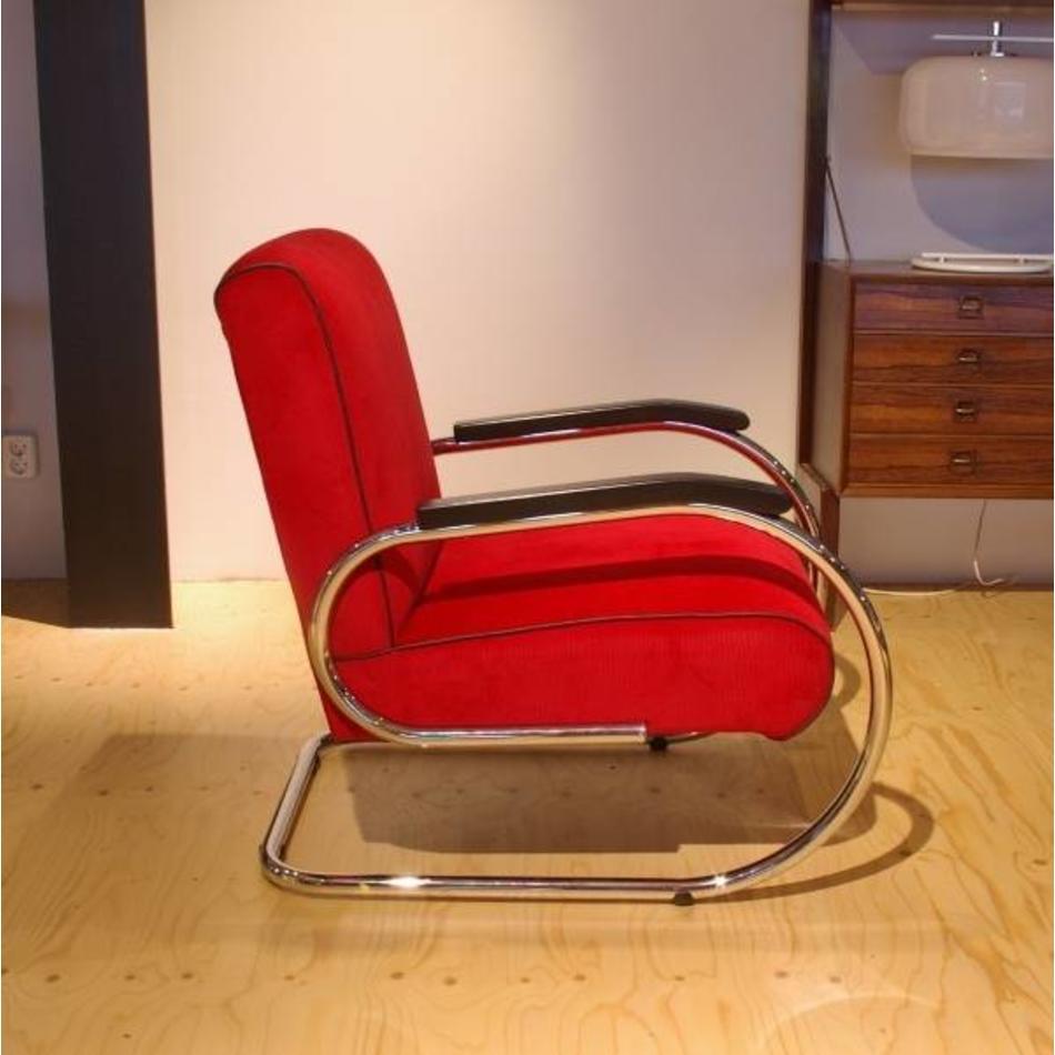 Verwonderend Tubax 1948 buisframe fauteuil - De Machinekamer HM-44