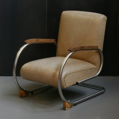 Tubax nr.1948 fauteuil originele staat