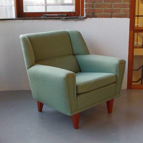 Kurt Østervig fauteuil no. 57 Deens 60s