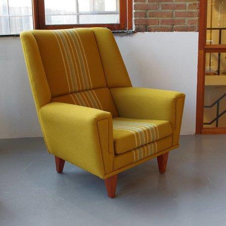 Kurt Østervig fauteuil no. 61 Deens 60s