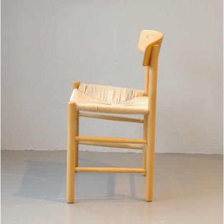Børge Mogensen Shaker chairs J39 licht hout