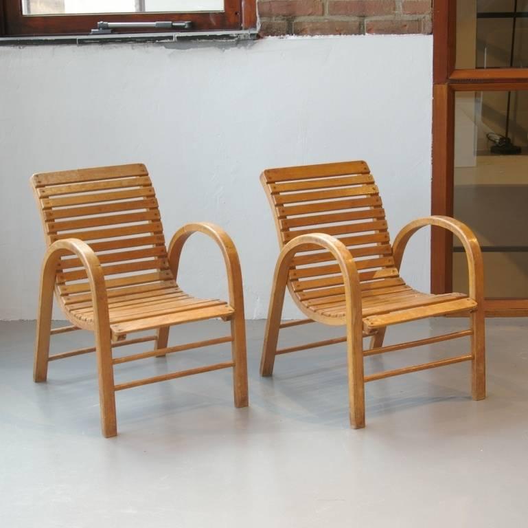 Houten Kinderstoel Met Blad.Kibofa Houten Jaren 50 Kinderstoel