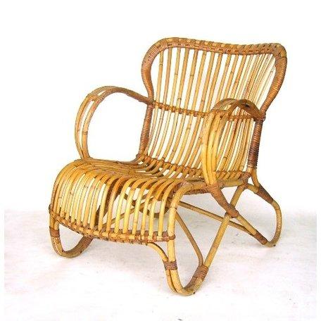 Retro rotan fauteuiltje sixties Rohe noordwolde (8)