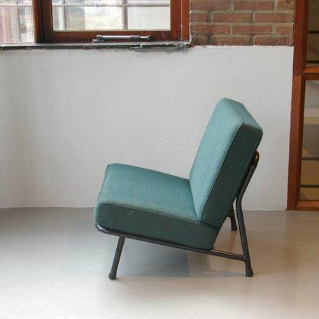 Artifort Dux fauteuiltje jaren 60 origineel